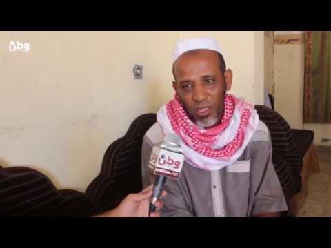ابو عطايا يحول قنابل الاحتلال الى أواني للزراعة