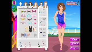 Barbie Denizde Giydirme Oyunu Www.uaggames.com/barbie