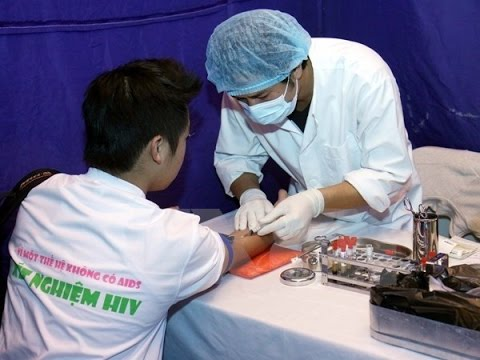 Strengthening new HIV testing model approach for community - VTC10 Netviet