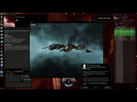 Eve Online - The Complete Beginners Guide To Getting Started - Part 1