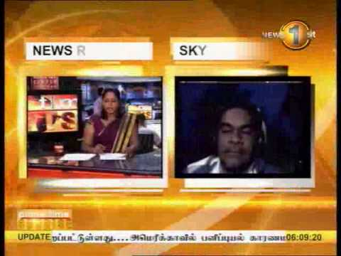 SHAKTHI BREAKFAST news 1st - 30-01-2014 - 6 am