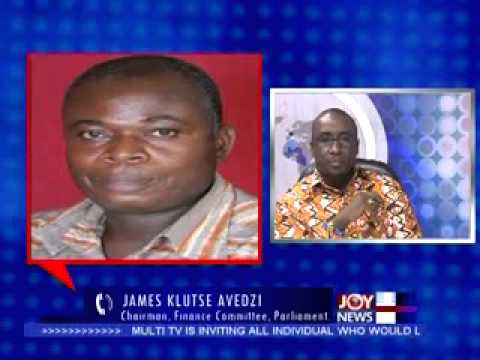 Managing Our Oil Revenue - PM Express on Joy News (22-1-14)