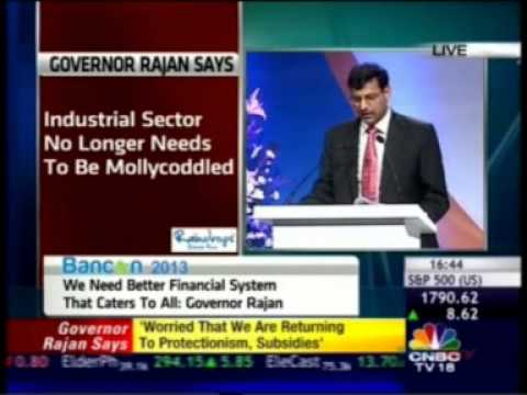 Address by Dr. Raghuram Rajan, Governor , RBI at BANCON 2013