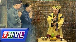 THVL | Chuyện xưa tích cũ – Tập 5[2]: Thầy cúng khuyên chủ quán nên đi theo kẻo cô gái cần giúp đỡ