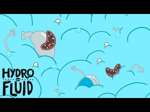 Bubbles | HYDRO AND FLUID | Funny Cartoons for Children