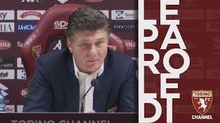Le parole del Mister alla vigilia di Torino Juventus