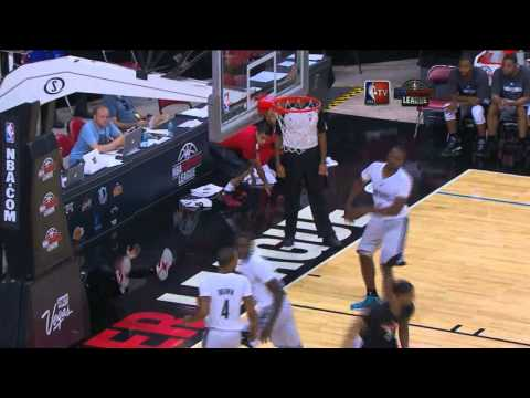 Summer League: Trail Blazers v. Timberwolves