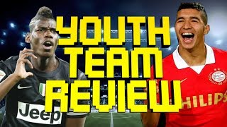 FIFA 14 Career Mode FULL YOUTH TEAM REVIEW Best Young