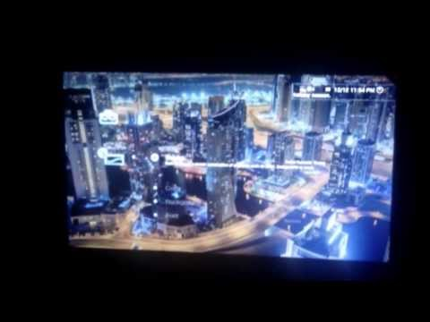 Playstation 3: Dubai Dynamic Theme by xdarkgeox