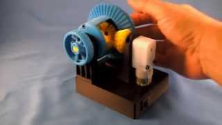 Motorized Functional Differential Gear System