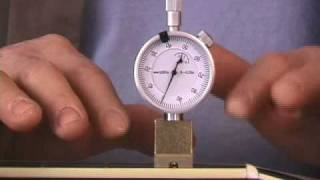 Watch the Trade Secrets Video, Nut Slotting Gauge
