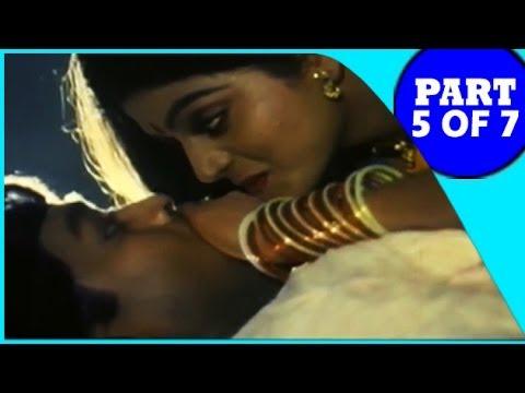 Khaidi No.786   Telugu Film Part 5 of 7   Chiranjeevi, Bhanupriya