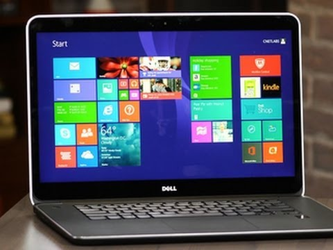Higher-res display and graphics in the slim Dell XPS 15