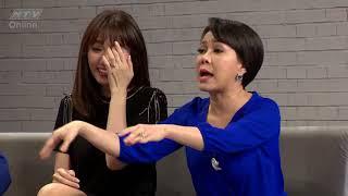 Việt Hương kể chuyện Trấn Thành - Hari Won cãi lộn xuyên quốc gia   HTV LÀ VỢ PHẢI THẾ 2