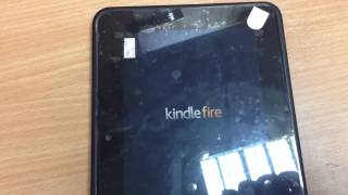 Kindle Fire Password Remove
