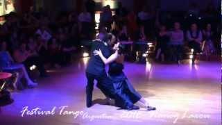 Festival Tango argentin Cap Danse 2012