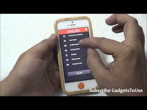 Ing Vysya Mobile Banking App Review, Features and Overview HD
