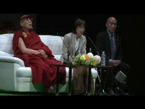 Public talk by His Holiness the Dalai Lama at Sendai, Japan