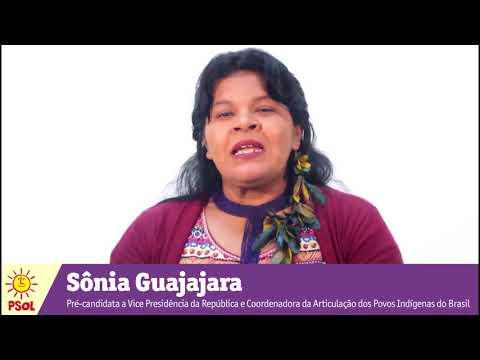 [Sônia Guajajara | Candidata a Vice Presidência da República]