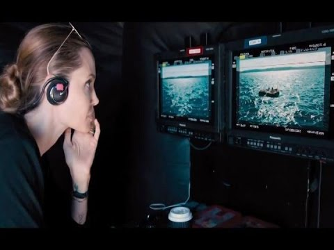 Angelina Jolie dirige tras las cámaras 'Unbroken'