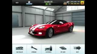 CSR Racing My Cars