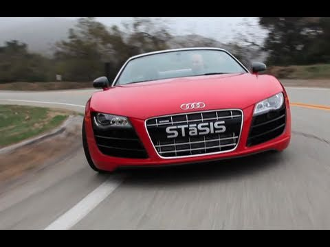 710 HP STaSIS Engineering R8 V10 Spyder
