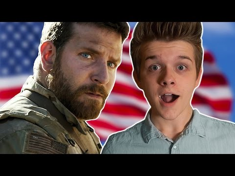 American Sniper MOVIE REVIEW - BOBBY BURNS