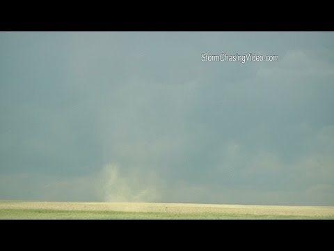 6/1/2014 Tribune Kansas Dust Devils and Wall Clouds.