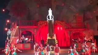 "Ringling Bros & Barnum Bailey Circus ""Girl Shot From Cannon"""