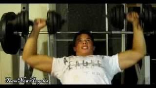 Richard Sandrak V.s Nick Wright (Chest Workout)