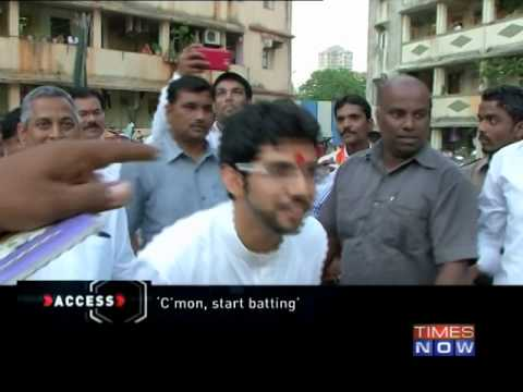 Access: Aditya Thackeray - Part 2