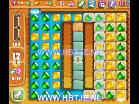 Diamond Digger Saga level 139