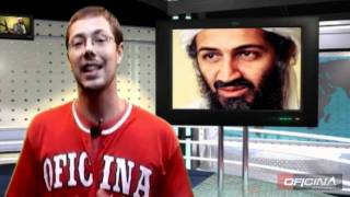 Dica de Geografia - Bin Laden - Oficina do Estudante cursinho vestibular e colégio view on youtube.com tube online.