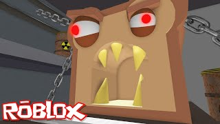 Roblox Adventures / Escape the Evil Bakery Obby / Giant Monster Toast Attack!!