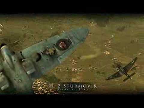 рецензия ил-2 штурмовик: крылатые хищники