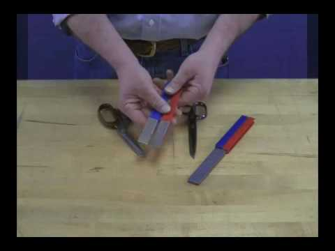 Video of How to Sharpen Scissors
