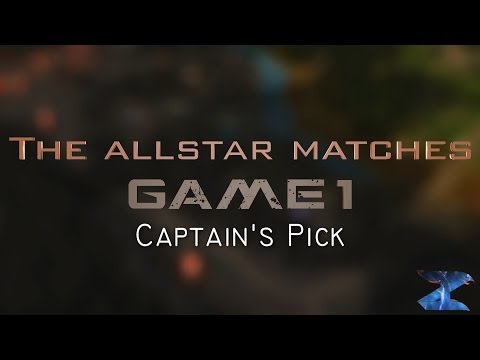 The Allstar Matches Game 1 Highlights