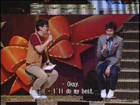 이민호 Special Day with Minoz Part 1/8 (2009/2010) Disc 2 (5/12) [Eng sub]