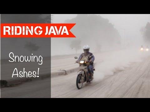 Gunung Kelud Meletus 14 Februari 2014 Keadaan di Yogyakarta, Part 2