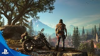 Days Gone - E3 2016 Gameplay Demo   PS4