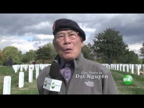 Từ Nghĩa trang Hoa Kỳ nghĩ về chiến tranh VN