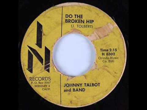 Johnny Talbot & Band: Do the broken hip