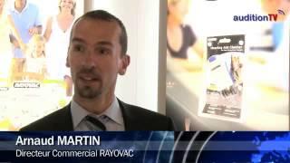 Rayovac nous d�voile son nouveau packaging