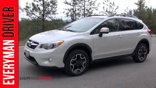 2013 Subaru XV Crosstrek Review on Everyman Driver videos