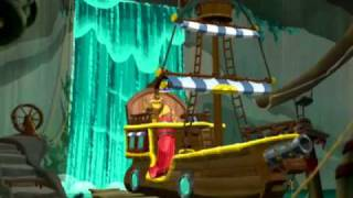 Jake And The Never Land Pirates Theme Song Music Video