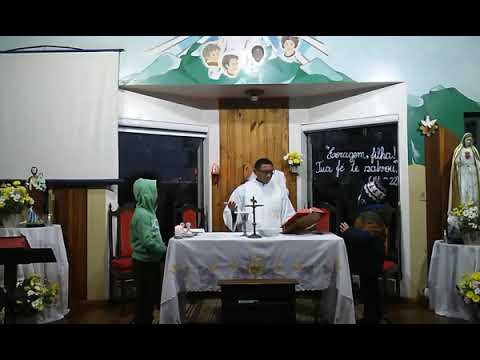 Santa Missa | 14.07.2021 | Quarta-feira | Padre Francisco de Assis | ANSPAZ