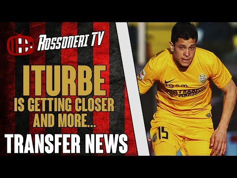 Iturbe is getting closer and more... | AC Milan Transfer News | (23/06/2014)