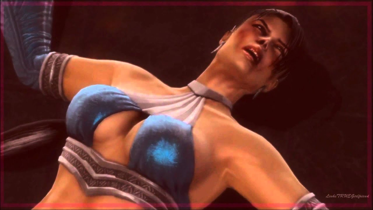 Mortal kombat kitana and liu kang love - photo#28