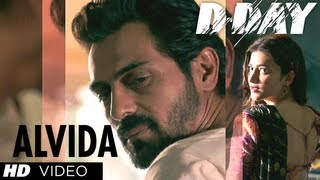 D DAY - Alvida Video Song