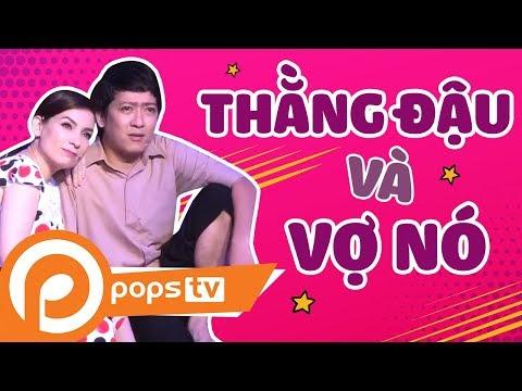 Hài Tết 2014 - Series Hài Vật Vã - Thằng Đậu Và Vợ Nó - Trường Giang ft Phi Nhung [Official]